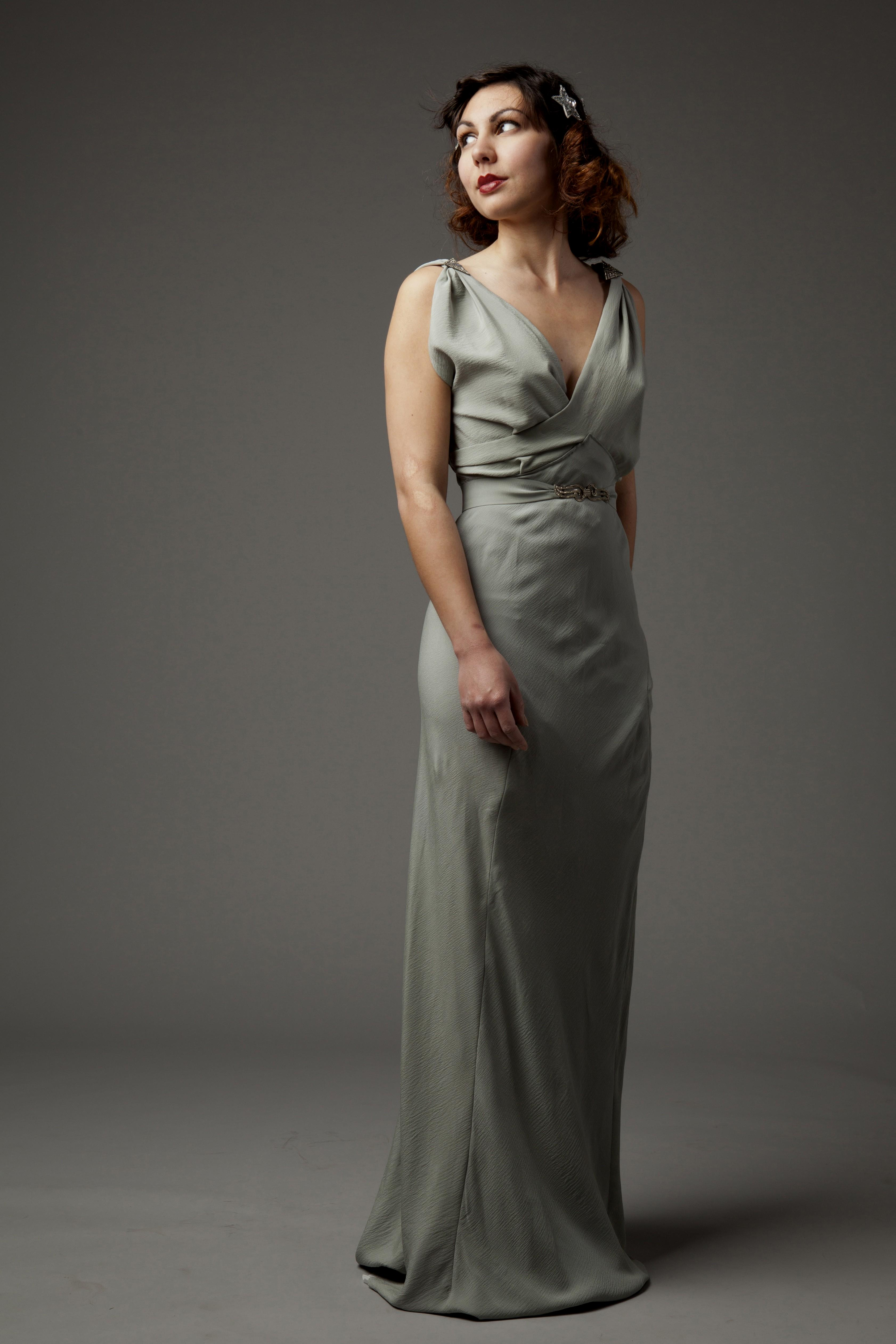 1930s evening dresses for sale photo - 1