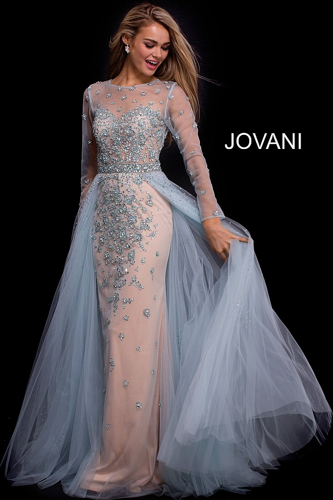 affordable evening dresses photo - 1