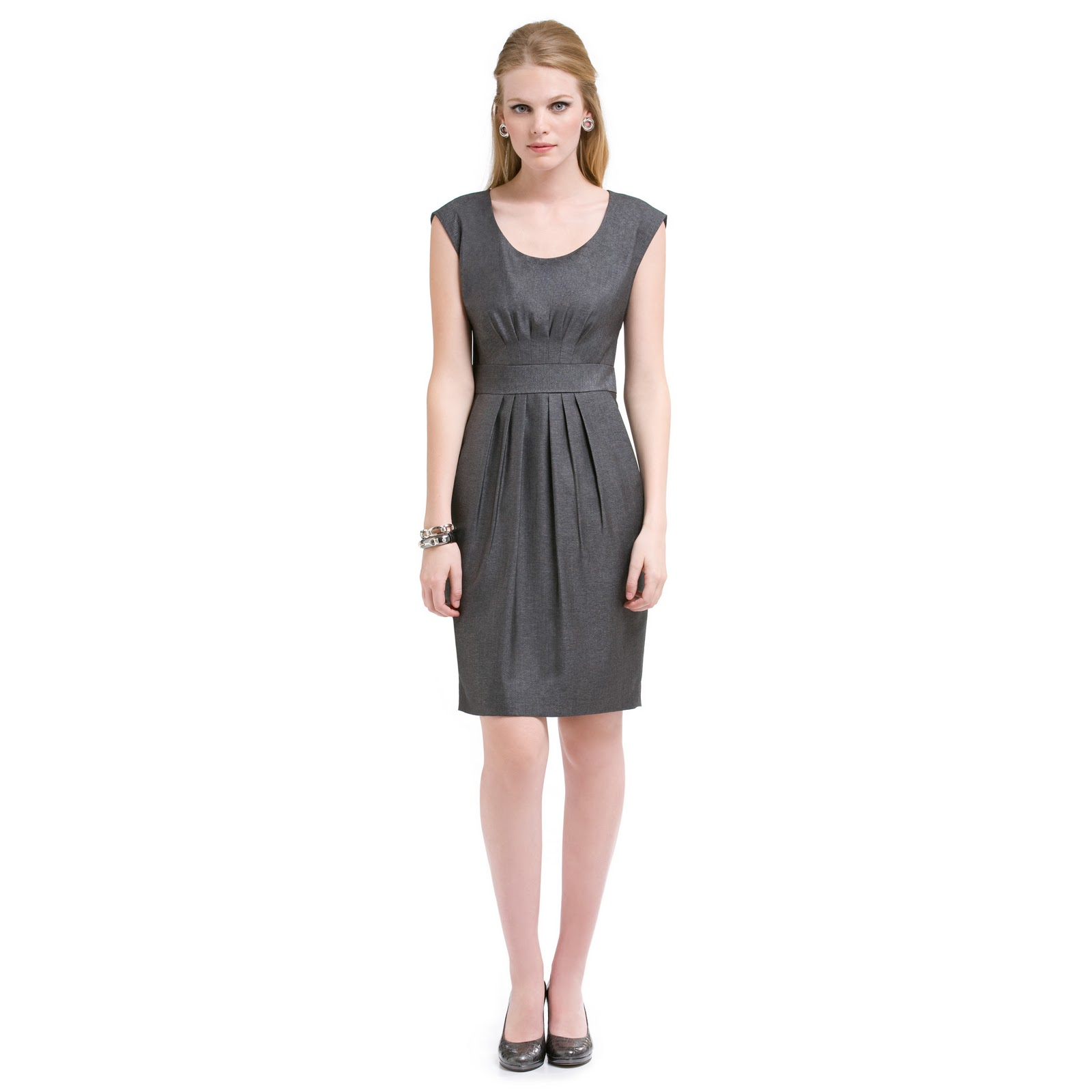 anne klein evening dresses photo - 1