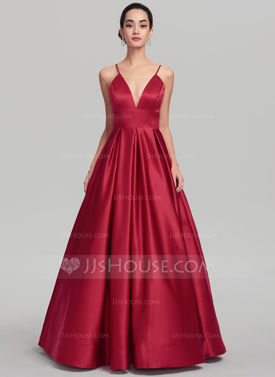 ball gown evening dresses photo - 1