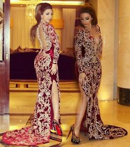 black evening dresses with sleeves photo - 1