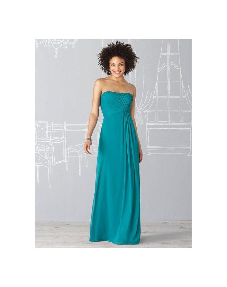 blue evening dresses photo - 1