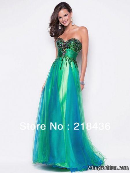 buying evening dresses online photo - 1