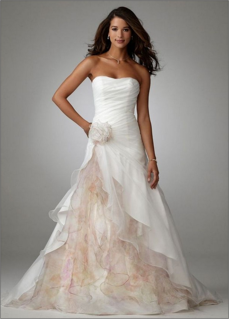 davids bridal evening dresses sale photo - 1
