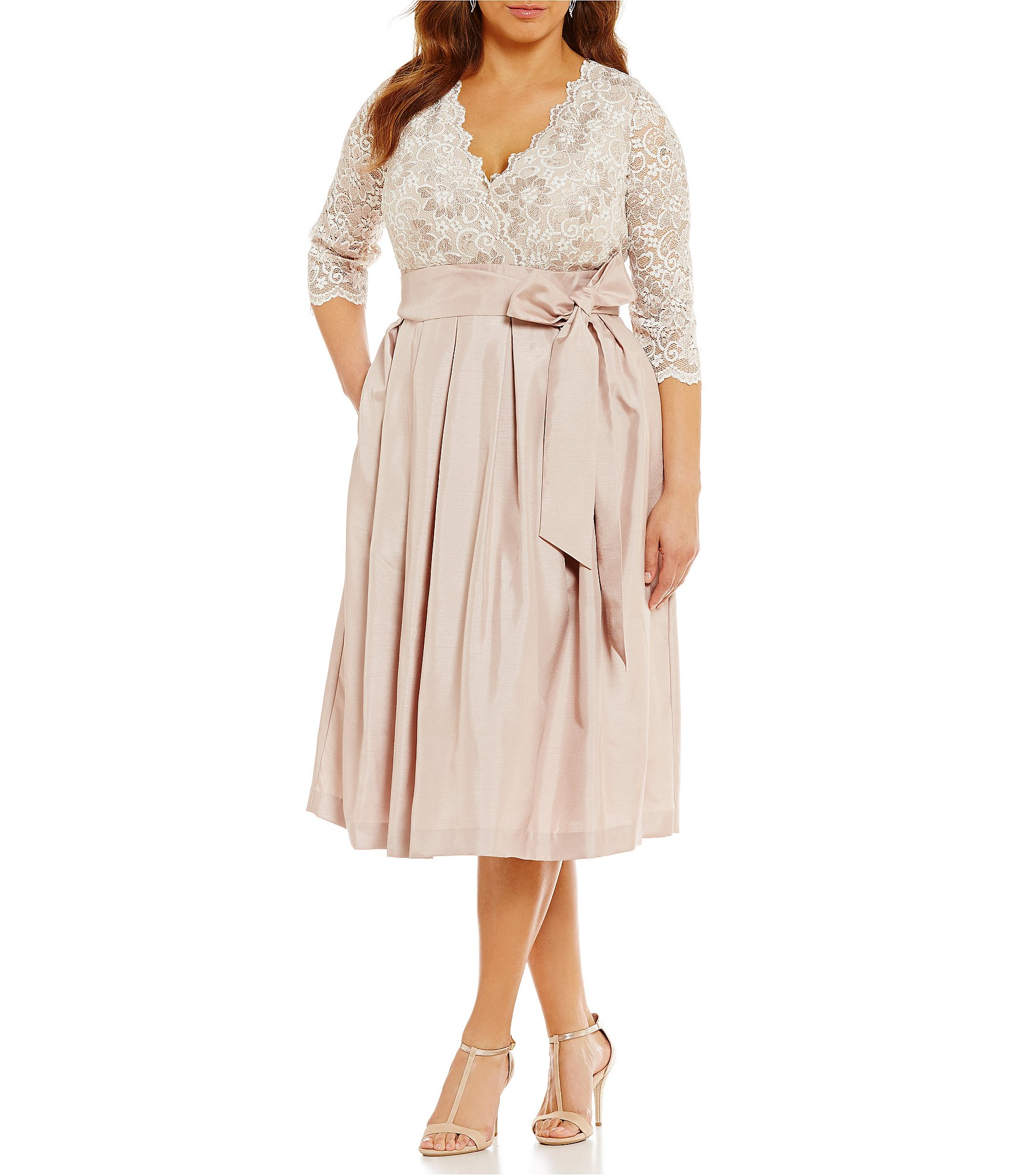 dillards elegant dresses photo - 1