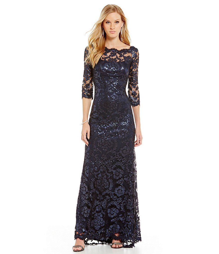 dillards evening dresses gowns photo - 1