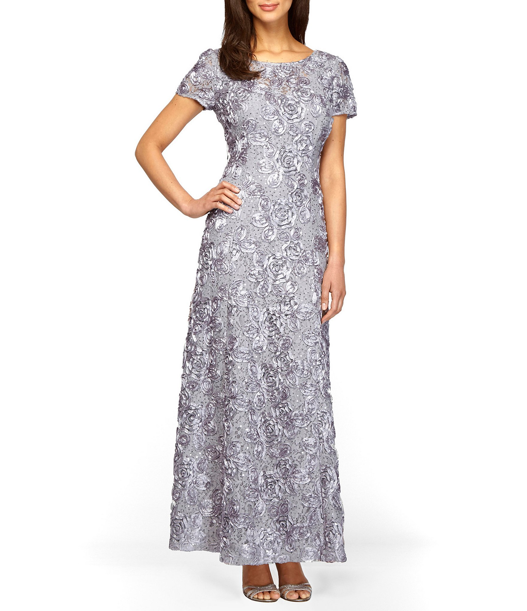 dillards womens evening dresses photo - 1