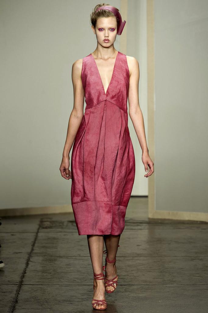donna karan evening dress photo - 1