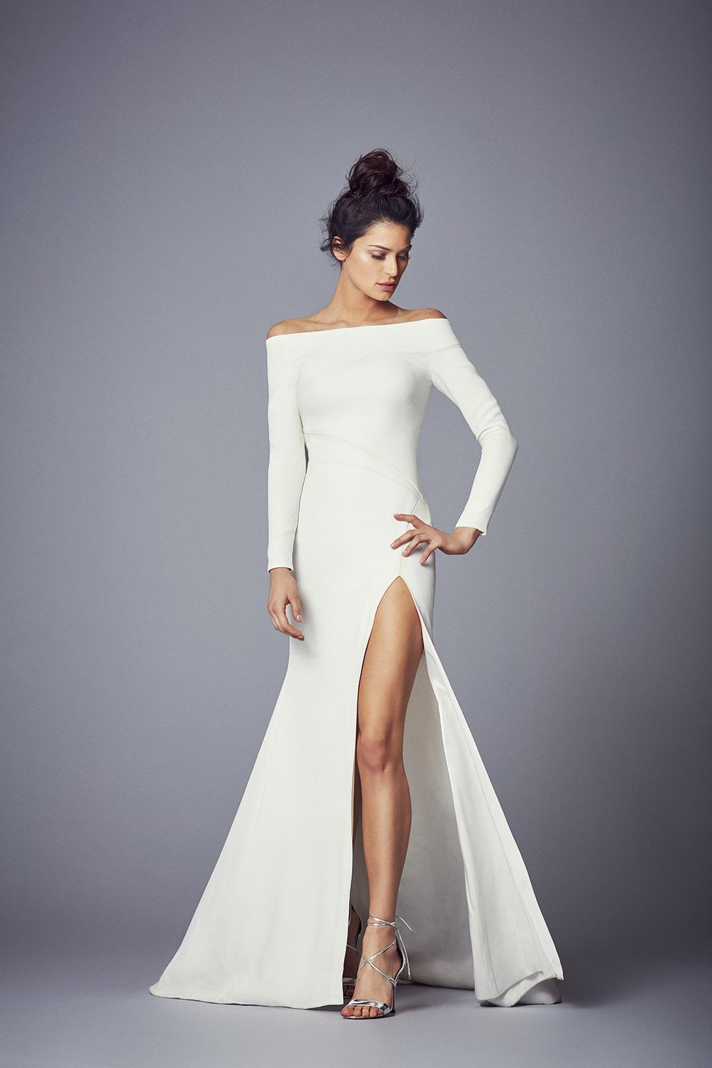 dresses for evening wedding photo - 1