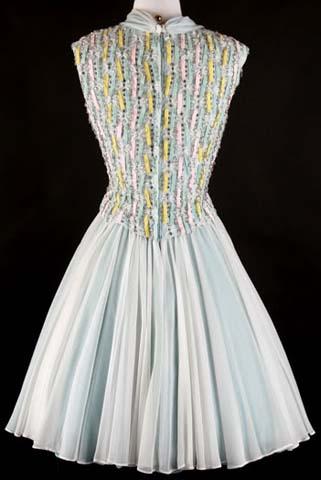 elegant 50s dresses photo - 1