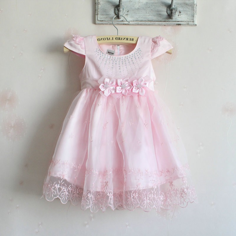 elegant baby dresses photo - 1
