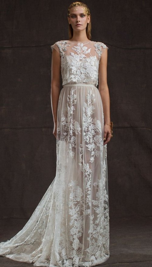 elegant boho dresses photo - 1