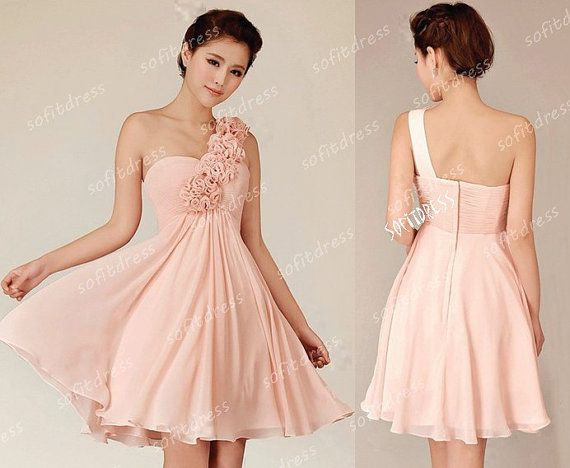 elegant chiffon dresses photo - 1