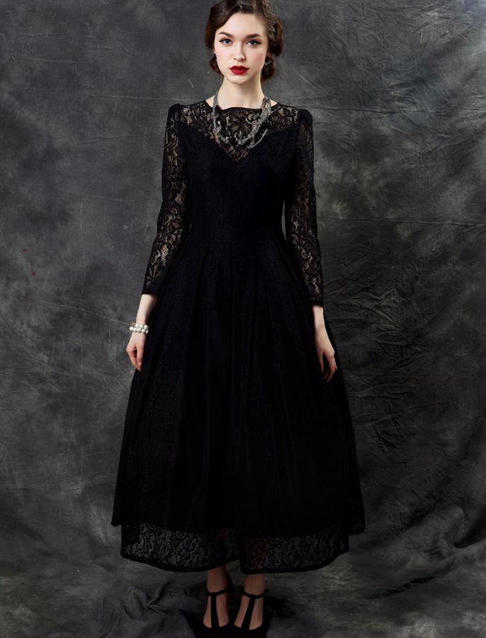 elegant dresses cheap photo - 1