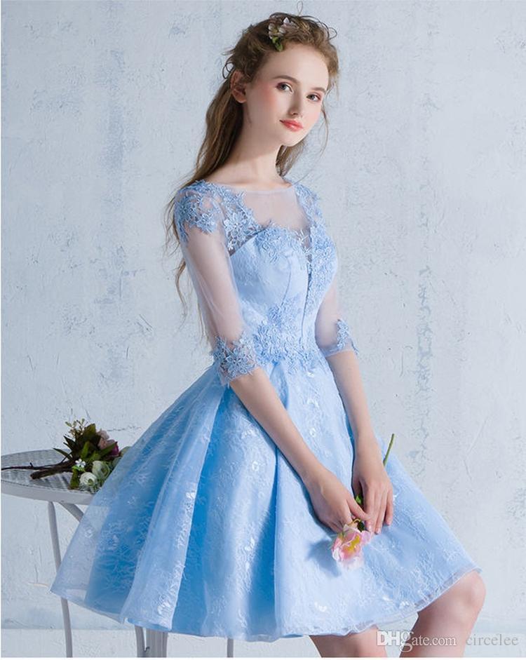 elegant dresses cheap online photo - 1
