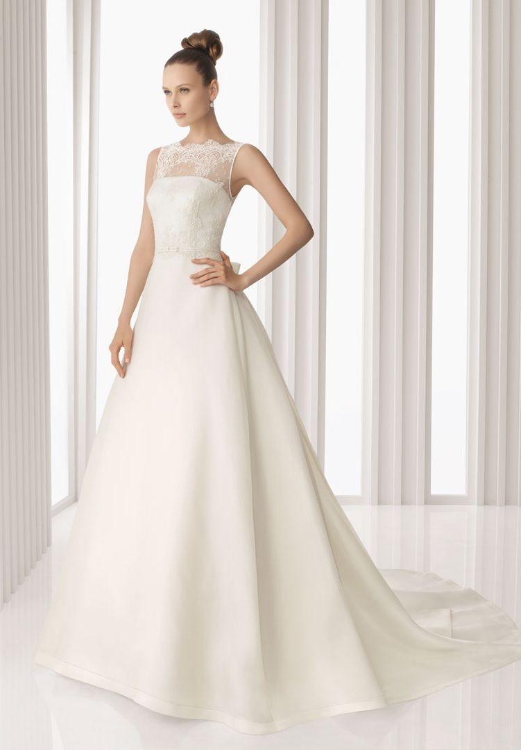 elegant dresses for a wedding photo - 1