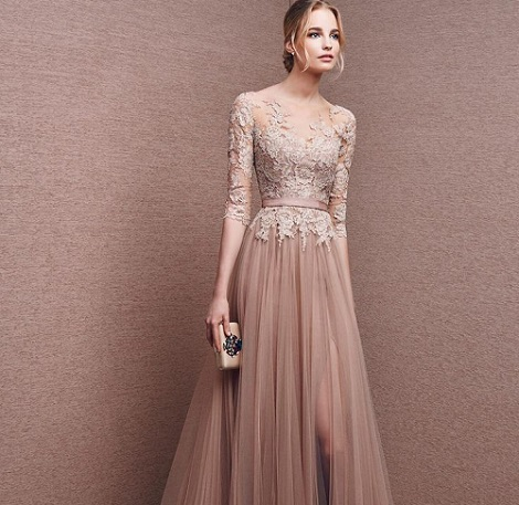 elegant dresses pinterest photo - 1