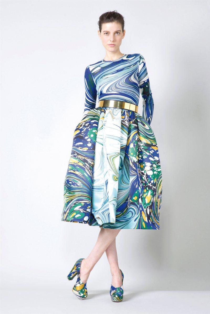 elegant fall dresses photo - 1
