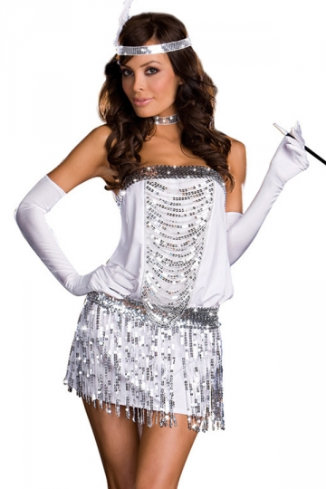 elegant flapper dresses photo - 1