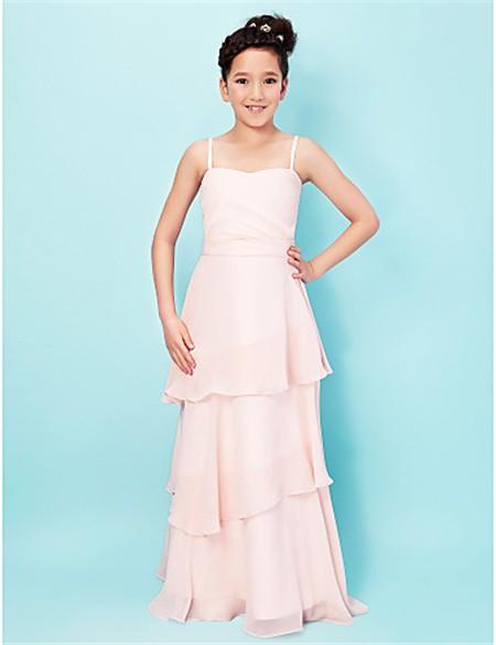 elegant junior dresses photo - 1