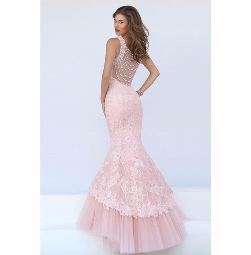 elegant lace dresses photo - 1