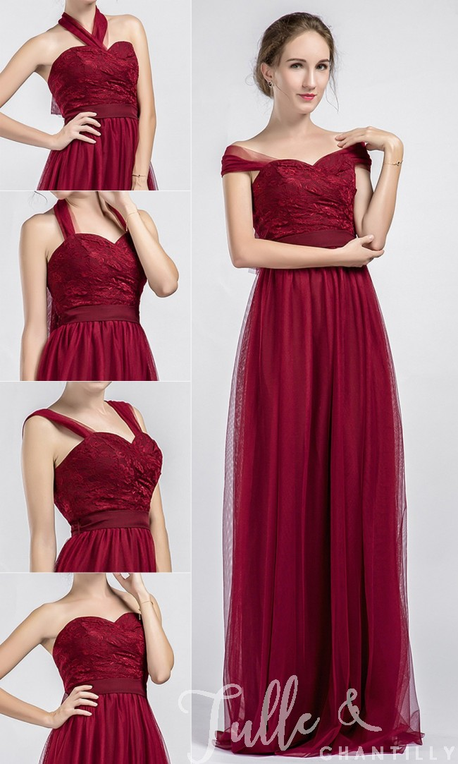 elegant red cocktail dresses photo - 1