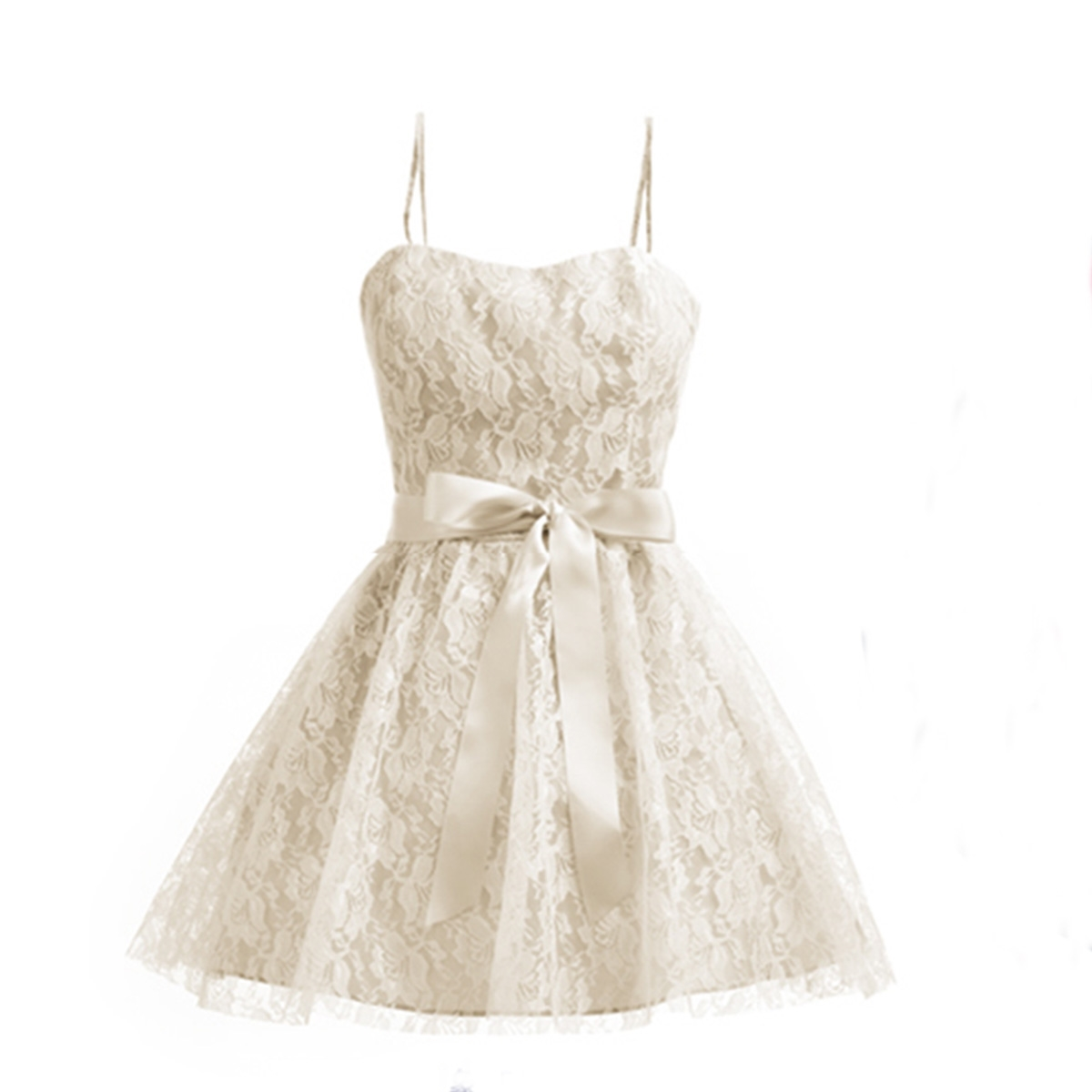 elegant short dresses photo - 1