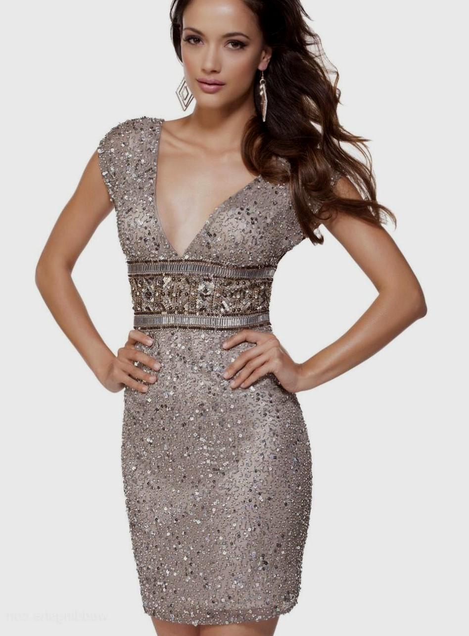 elegant short evening dresses photo - 1