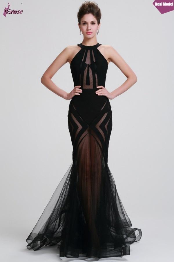 elegant simple prom dresses photo - 1