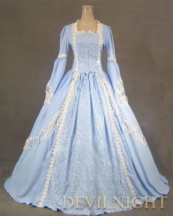 elegant victorian dresses photo - 1