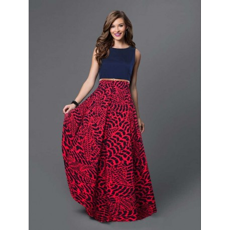 elegant western dresses photo - 1