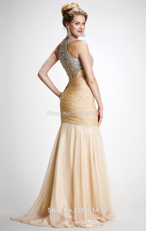 evening dresses for older ladies photo - 1