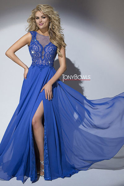 evening dresses for plus size photo - 1
