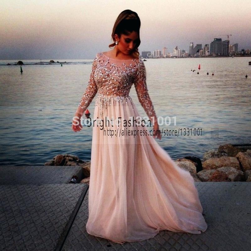 evening dresses for pregnant ladies photo - 1