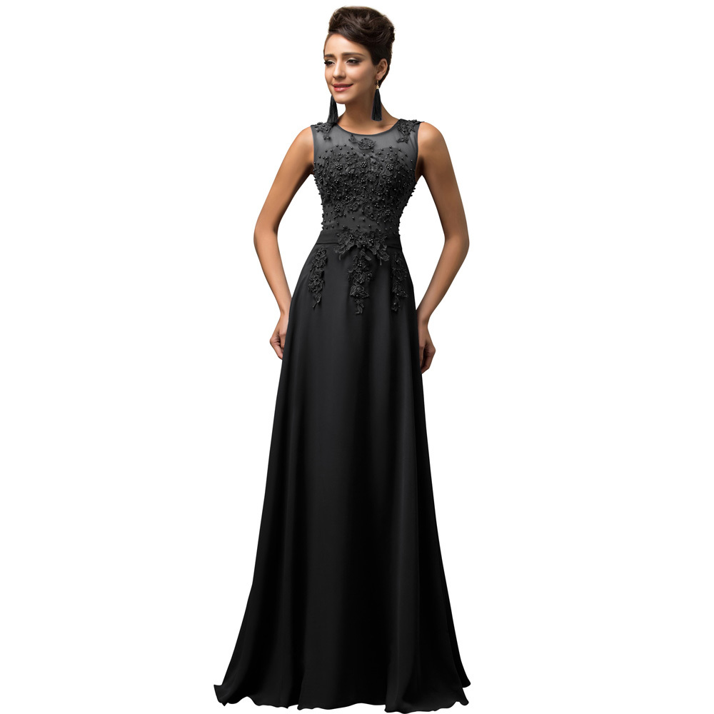 evening dresses usa photo - 1