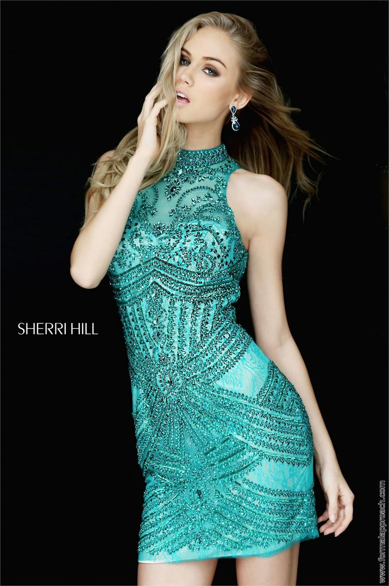 evening short dresses photo - 1