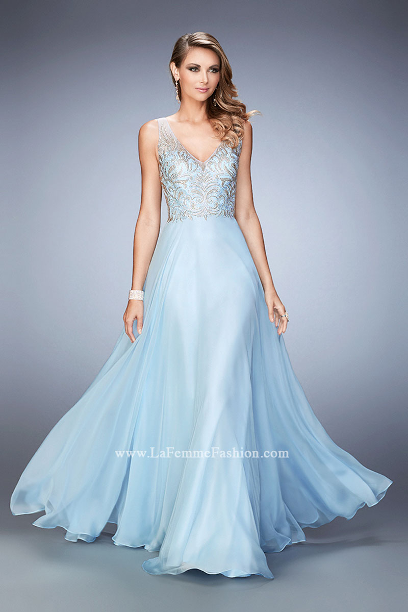 formal elegant dresses photo - 1