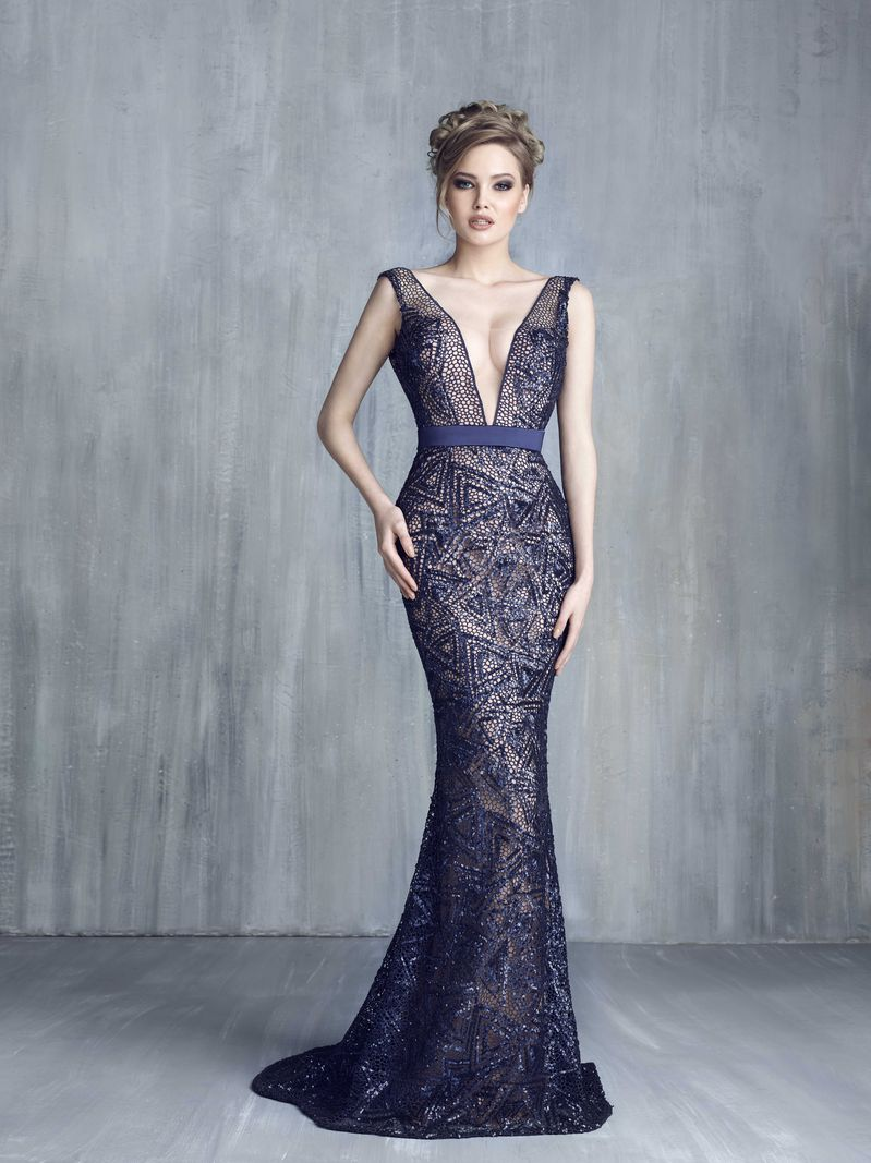 haute couture evening dresses photo - 1