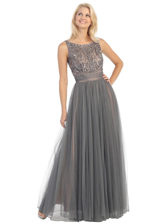 js boutique evening dresses photo - 1