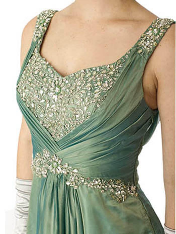 large size evening dresses photo - 1
