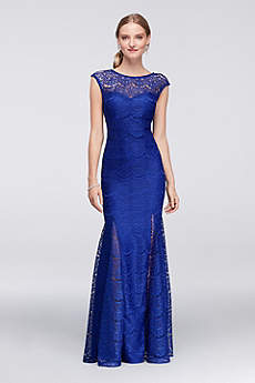 mermaid evening dresses photo - 1