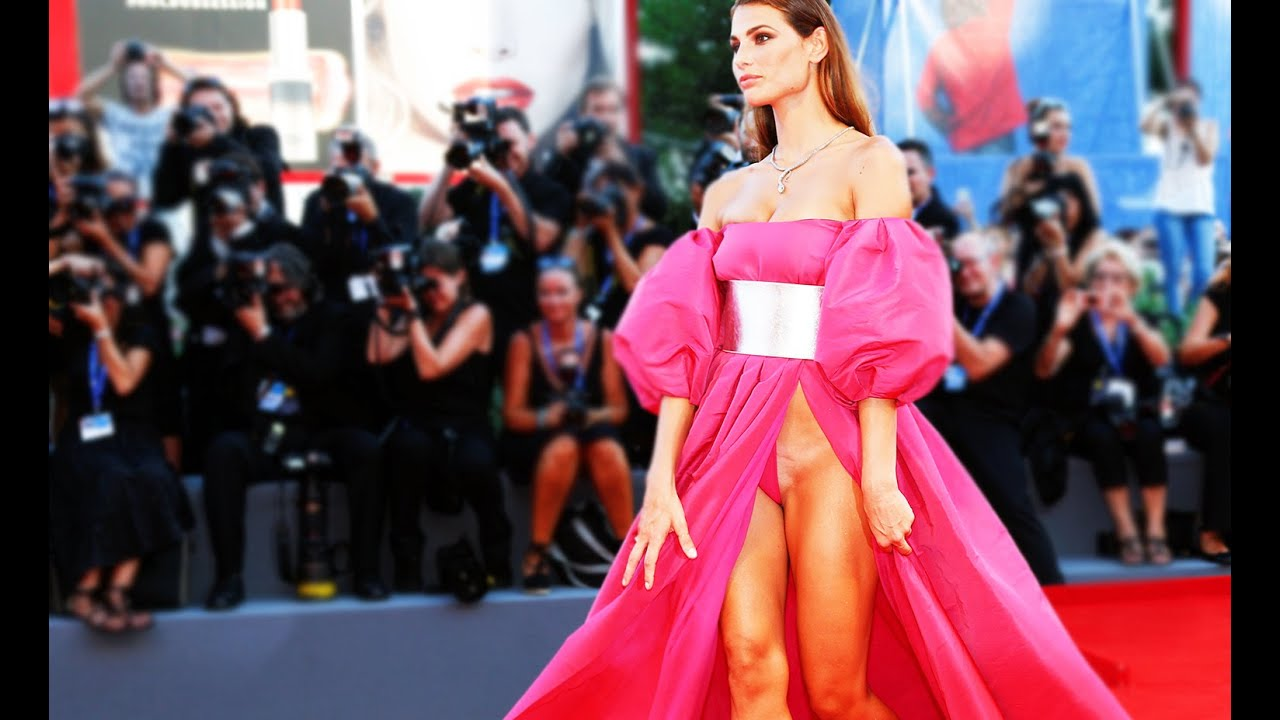 most revealing red carpet dress photo - 1