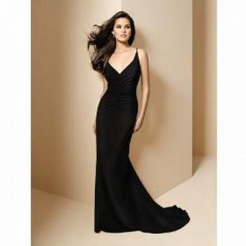 plus size elegant evening dresses photo - 1