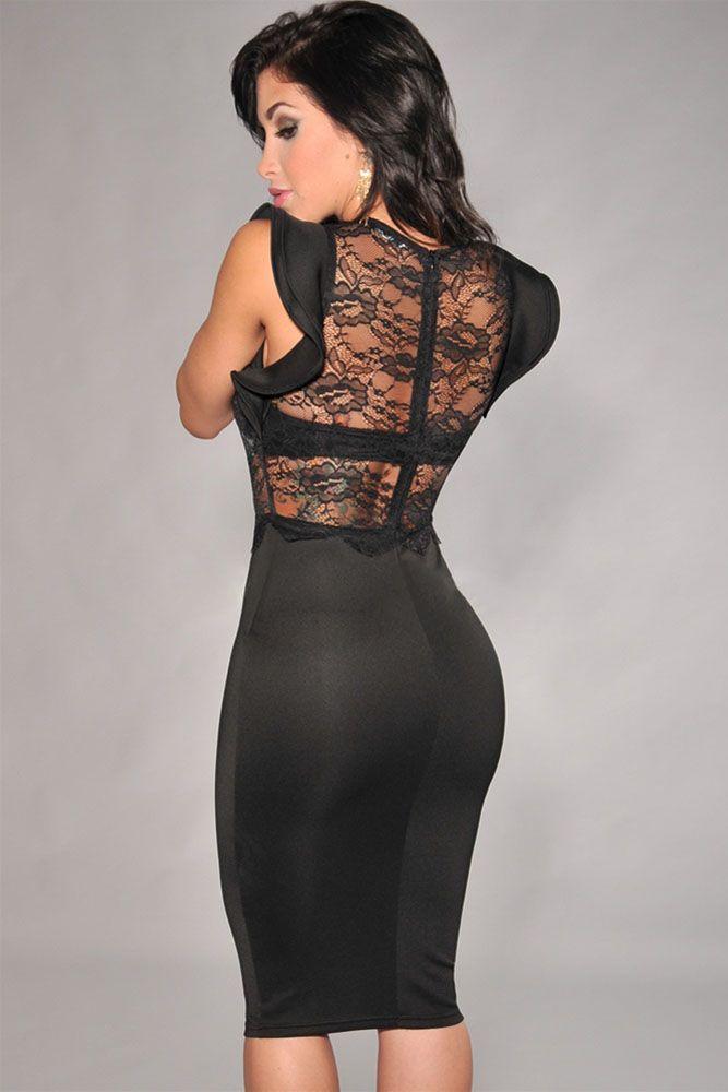 plus size long black evening dresses photo - 1