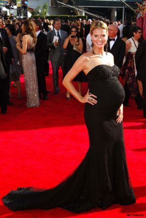 pregnancy evening dresses photo - 1