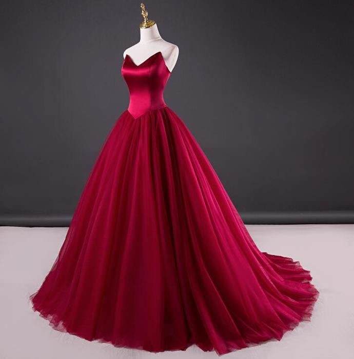 prom dress evening gowns photo - 1