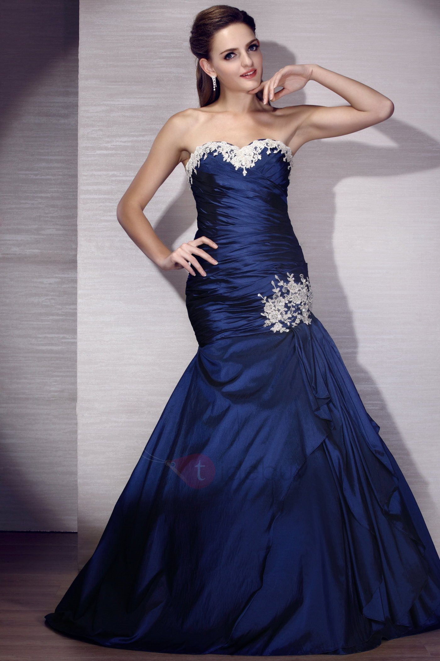 prom evening dress photo - 1
