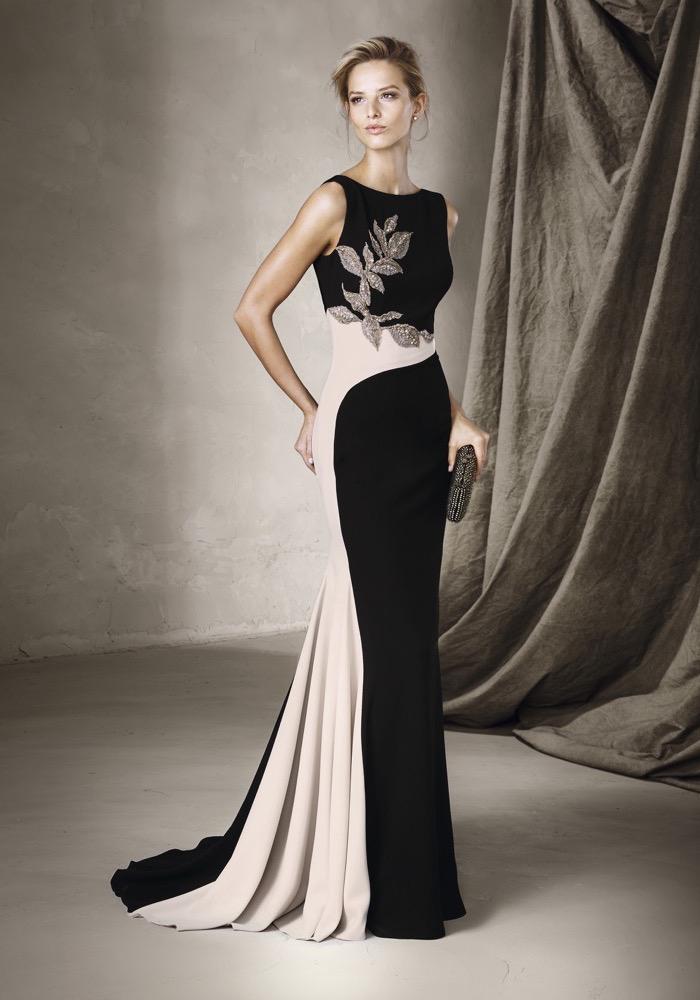 pronovias 2016 evening dress photo - 1