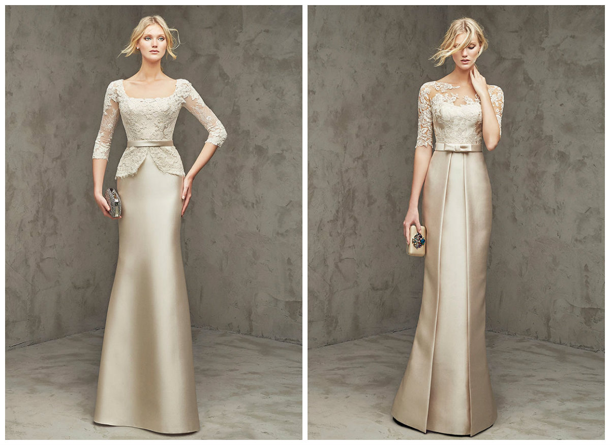 pronovias 2016 evening dresses photo - 1
