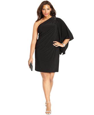 r & m richards plus size evening dresses photo - 1
